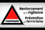 Plan vigipirate : Appel à la vigilance collective