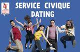 Service Civique Dating - le 19 septembre à Limoges