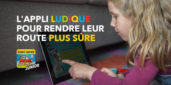Application_Securité_Routière_Junior